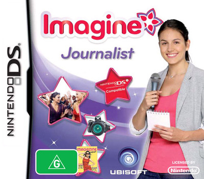 Imagine - Journalist DS coverM (VRPV)