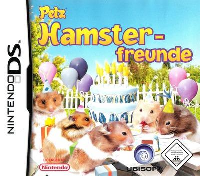 Petz - Hamsterfreunde DS coverM (AH3X)