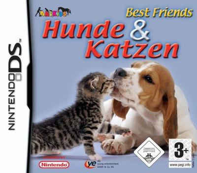Best Friends - Hunde & Katzen DS coverM (AHJP)