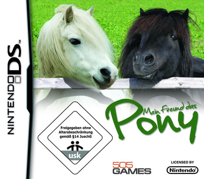 Mein Freund das Pony DS coverM (CPOP)