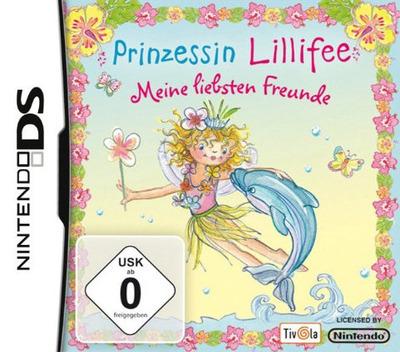 Prinzessin Lillifee - Meine Liebsten Freunde DS coverM (CYLP)