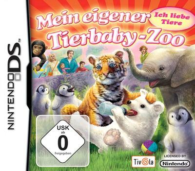Mein Eigener Tierbaby-Zoo DS coverM (CZLP)