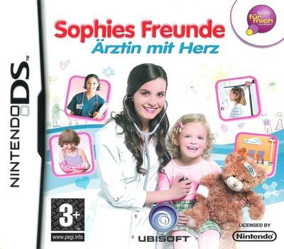 Sophies Freunde  - Ärztin mit Herz DS coverM (CZMP)