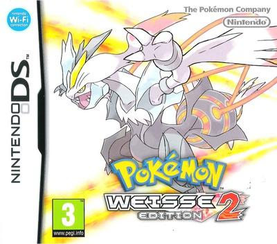 Pokémon - Weisse Edition 2 DS coverM (IRDD)