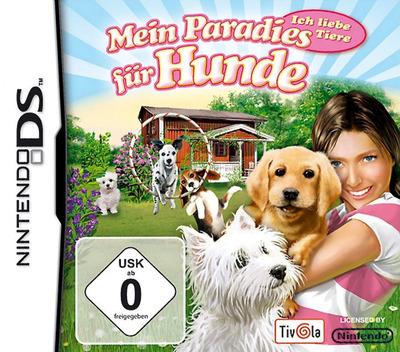 Mein Paradies für Hunde DS coverM (YR6X)
