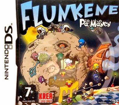 Flunkene - På Månen DS coverM (BFKX)