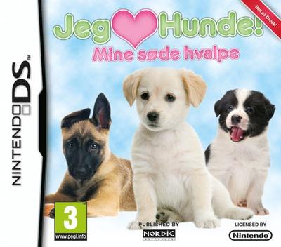 Jeg Elsker Hunde! Mine søde hvalpe DS coverM (BIIX)