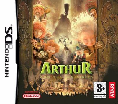 Arthur and the Minimoys DS coverM (A2MP)