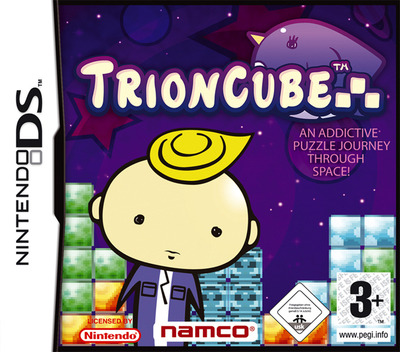Trioncube DS coverM (A3OP)