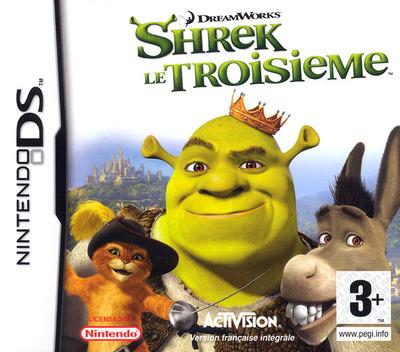 Shrek le Troisieme DS coverM (A3SF)