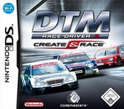 DTM Race Driver 3 - Create & Race DS coverM (A3WX)