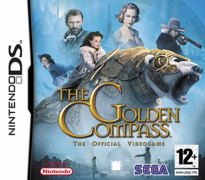 The Golden Compass - The Official Videogame DS coverM (A5AP)