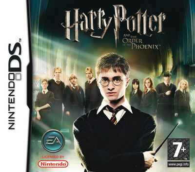 Harry Potter and the Order of the Phoenix DS coverM (A5PP)