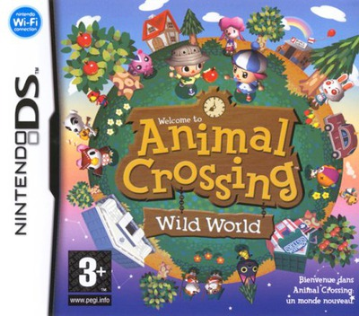 Animal Crossing - Wild World DS coverM (A62P)