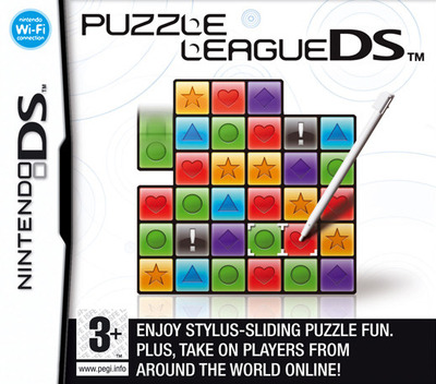 Puzzle League DS DS coverM (A8NP)