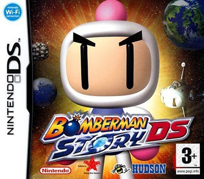 Bomberman Story DS DS coverM (ABNP)