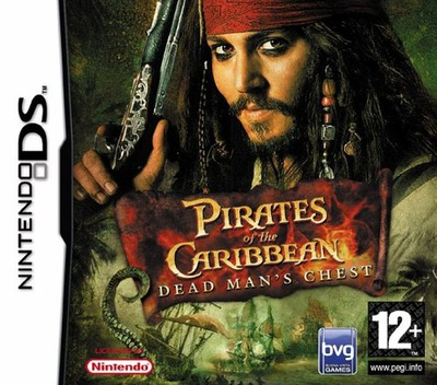 Pirates of the Caribbean - Dead Man's Chest DS coverM (AC2P)