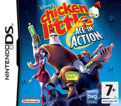 Chicken Little - Ace in Action DS coverM (AC4P)