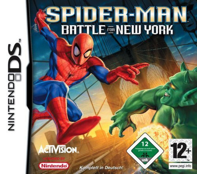 Spider-Man - Battle for New York DS coverM (AC9D)