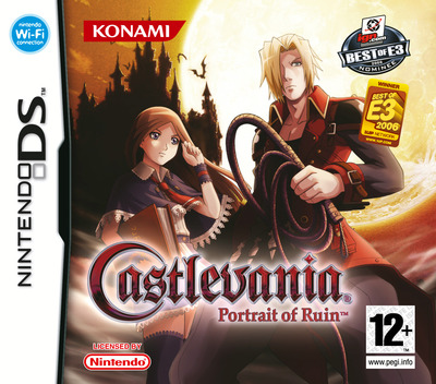 Castlevania - Portrait of Ruin DS coverM (ACBP)