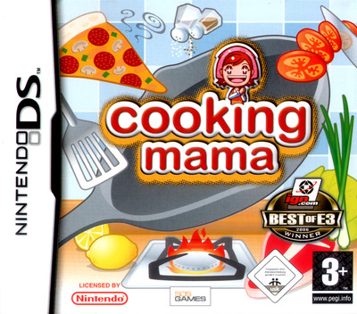 Cooking Mama DS coverM (ACCP)