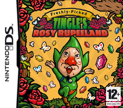 Freshly-Picked - Tingle's Rosy Rupeeland DS coverM (ACHP)