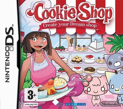 Cookie Shop - Create Your Dream Shop DS coverM (ACIP)