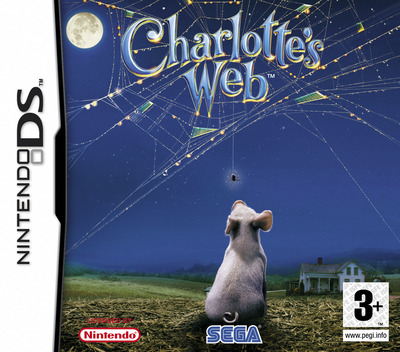 Charlotte's Web DS coverM (ACJP)