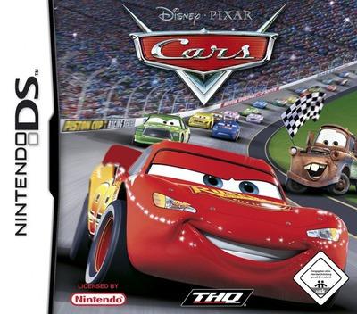 Cars DS coverM (ACZD)