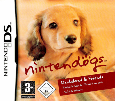 Nintendogs - Dachshund & Friends DS coverM (ADGP)