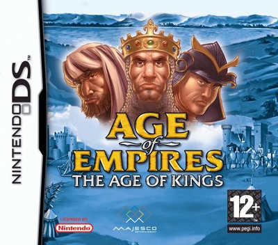 Age of Empires - The Age of Kings DS coverM (AEKP)