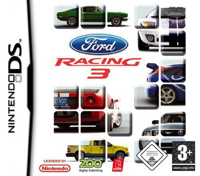 Ford Racing 3 DS coverM (AF3P)