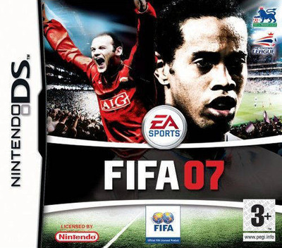 FIFA 07 DS coverM (AF7P)