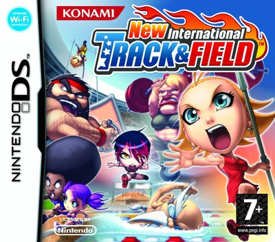 New International Track & Field DS coverM (AFEP)