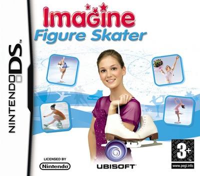 Imagine - Figure Skater DS coverM (AFQP)