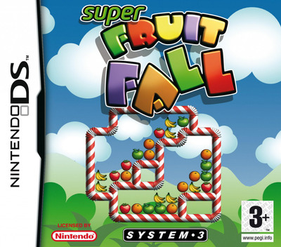 Super Fruit Fall DS coverM (AFTP)