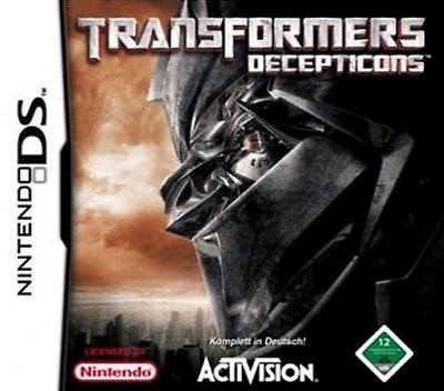 Transformers - Decepticons DS coverM (AFYD)