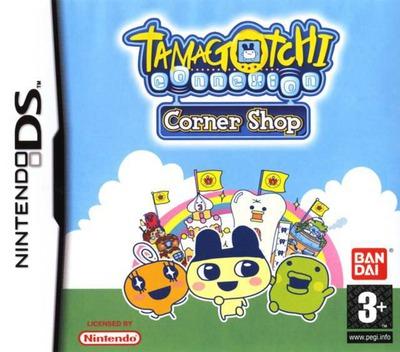 Tamagotchi Connexion - Corner Shop DS coverM (AG7P)