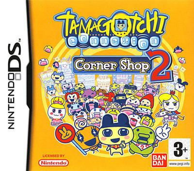 Tamagotchi Connexion - Corner Shop 2 DS coverM (AG8P)