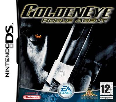 GoldenEye - Rogue Agent DS coverM (AGEP)