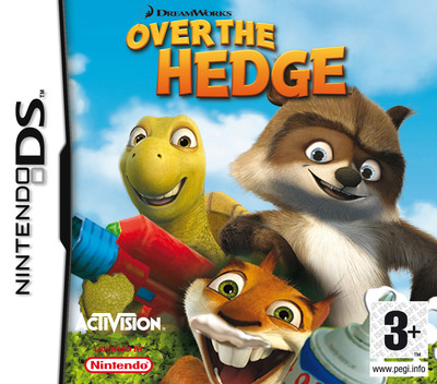 Over the Hedge DS coverM (AH5P)