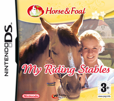 Horse & Foal - My Riding Stables DS coverM (AI3P)