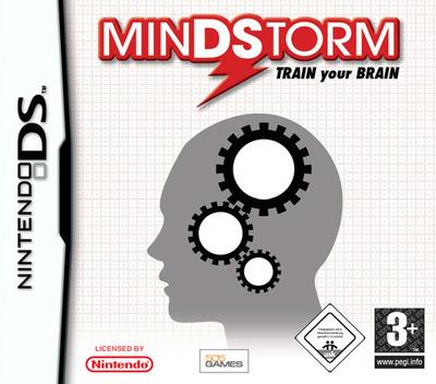 MinDStorm - Train Your Brain DS coverM (AJNP)