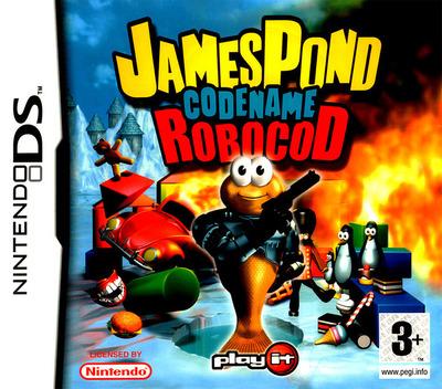 James Pond - Codename Robocod DS coverM (AJPP)