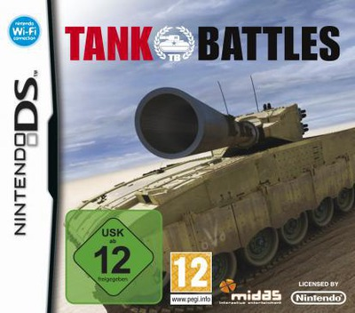 Tank Battles DS coverM (AKBP)