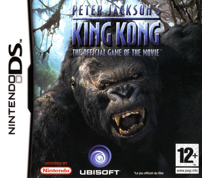 Peter Jackson's King Kong - The Official Game of the Movie DS coverM (AKQP)