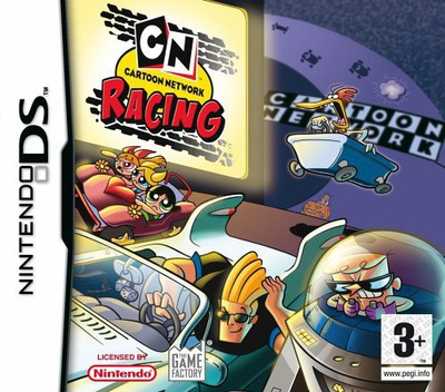 Cartoon Network Racing DS coverM (AKUP)