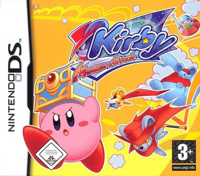 Kirby - Mouse Attack DS coverM (AKWP)