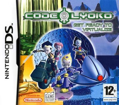 Code Lyoko DS coverM (AL5P)