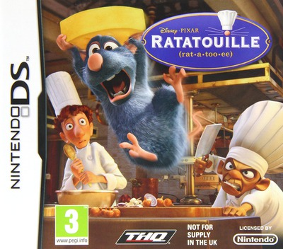 Ratatouille DS coverM (ALWY)